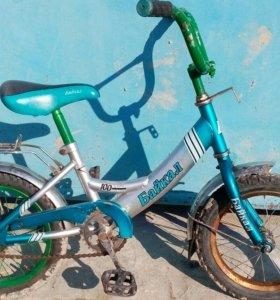 Велосипед подросковый
