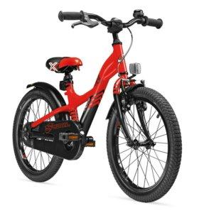 """Велосипед Scool 17"""" Nixe 18"""" alloy"""