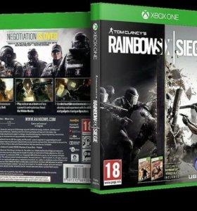 Rainbow Six Осада Xbox
