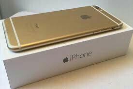 APPLE IPHONE 16 GB GOLD (REF)