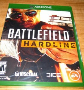 Battle Field Hard line xbox