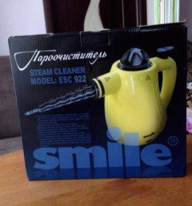 Пароочиститель smile
