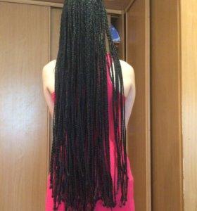 Плетения кос.