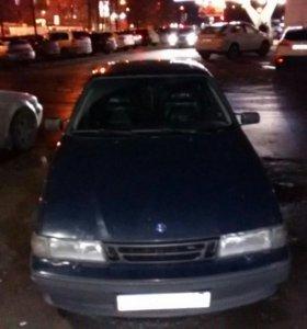 Блок фары на Saab 9000
