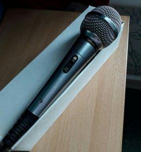 Микрофон для караоке!
