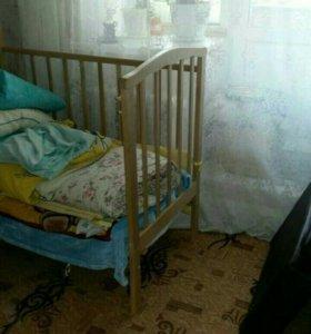 Кроватка детская Орматек