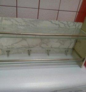 Полочка для ванной бу