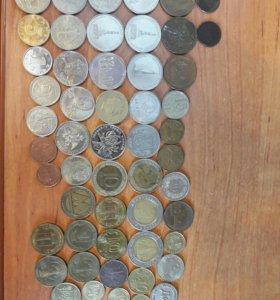Продаю монеты разных стран