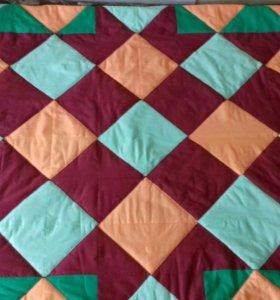 Лоскутное одеяло -покрывало