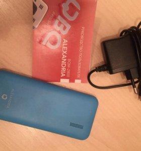 Продам сотовый телефон ALEXANDRIA BQM-2800