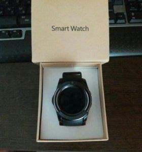 Смарт часы новые.