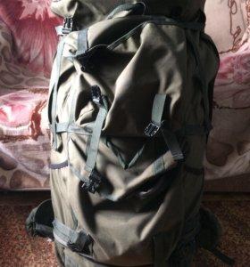 Рюкзак каркасный 120 л