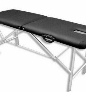 Массажный стол с отверстием