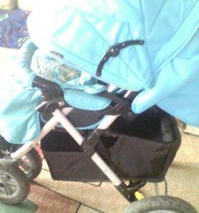 Детская коляска капела