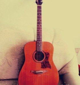 Гитара + чехол