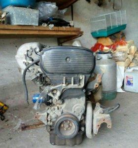 Двигатель мазда капелла  FE3N