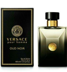 Парфюм Versace Oud Noir мужские