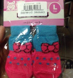 Носки для кошки/собаки 🐱🐶
