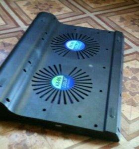 Охлаждающая подставка USB 2.0 для ноутбуков 14/15
