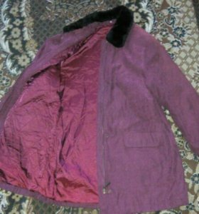Новая куртка 52 р-р