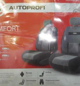 Авточехлы для передних сидений