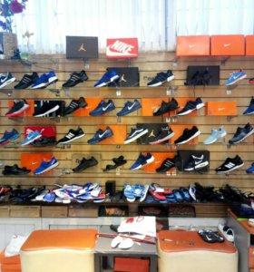 Кроссовки Adidas Reebok Nike