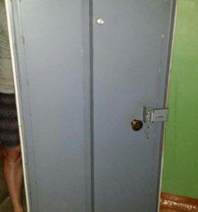 Дверь сварная 2мм