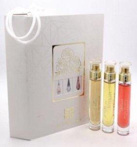 Женские подарочные наборы 3х15 ml