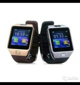 Смарт часы, smart watch DZ09