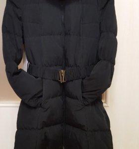 Итальянское пальто-пуховик