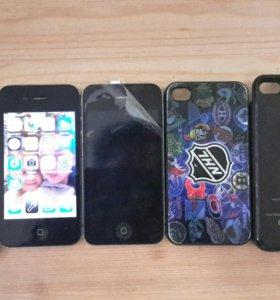 Айфон iPhone 4s +4