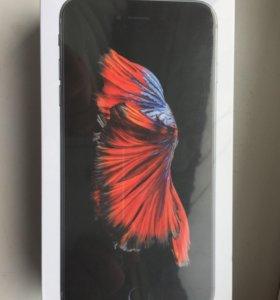 iPhone 6s Plus 64gb серый (space gray)