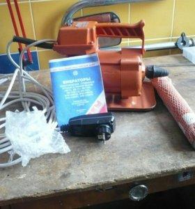 Глубинный вибратор 220 в ЗПК 1300