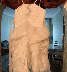 Платья на 8лет