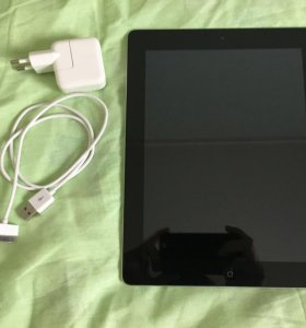 Apple iPad 3 - 32gb wifi(black) Retina