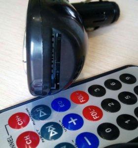 FM модулятор MP3 плэер