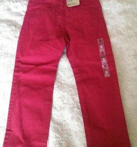 Новые джинсы Kiabi
