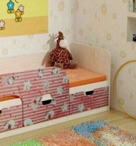 Кровать детская,новая