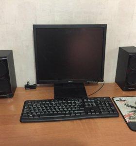 Продам компьютер для учебы и для игр Срочно