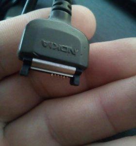 USB кабель для телефона NOKIA