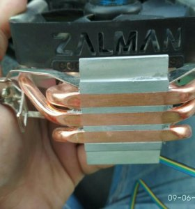 Кулер для процессора AMD AM2, AM3 Zalman CNPS5X