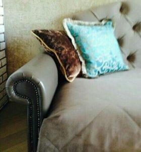Перетяжка и изготовление мягкой мебели.