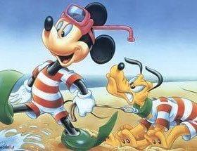 Микки Маус и его друзья аниматоры 🎩🐰 Деденево🌸