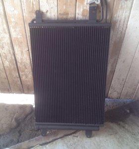 Радиатор кондиционера б.у. VW AG