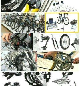 Делаю ремонт велосипедов