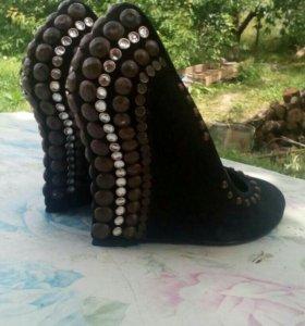 """Замшевые туфли """"Valencia"""""""