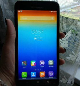 Огромный 6 дюймов смартфон Lenovo S930