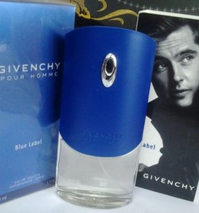 Духи GIVENCHY BLUE LABEL 100мл