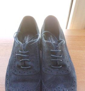 Туфли женкские замшевые Minelli