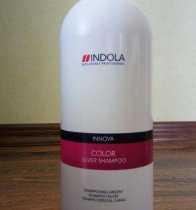 Шампунь INDOLA + Бальзам Blond Explosion